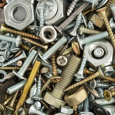 BOLT, IRON, NAIL, THREAD, WASHER, STAINLESS, HARDWARE, NUT, FASTENER, SCREW, STEEL, CHROME