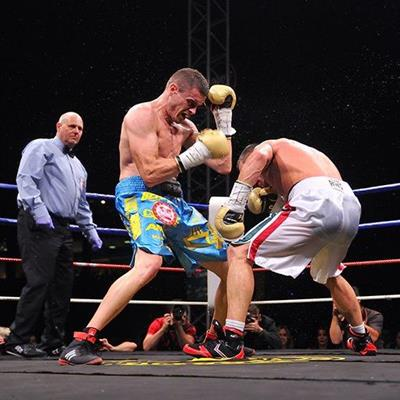 MATCH, GLOVES, PUNCH, SHORTS, REFEREE, BOXING, FIGHT, RING, ROPES, SPORT, CANVAS, CONTEST
