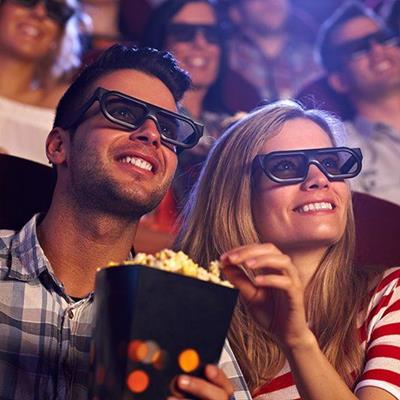 HAPPY, MOVIE, POPCORN, GLASSES, CHECKS, SEATS, CINEMA, COUPLE, PEOPLE, STRIPES, WATCHING