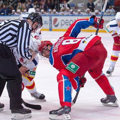HOCKEY, SKATES, PUCK, HELMETS, RINK, ICE, REFEREE, STICKS, STRIPES, FACEOFF