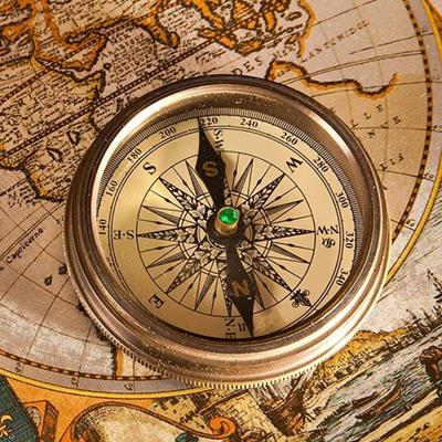 COMPASS, NORTH, EAST, WEST, NEEDLE, ROSE, SOUTH, MAGNETIC, MAP, BRASS, DIRECTION