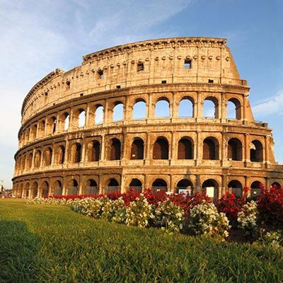 ROME, ANCIENT, ITALY, MONUMENT, STADIUM, ARCHES, COLOSSEUM, ARENA, LANDMARK, BUILDING