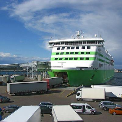 FERRY, VEHICLES, BOAT, WINDOWS, TRADE, BRIDGE, TRANSPORT, CARGO, WATER, PORT, DOCK, MARITIME