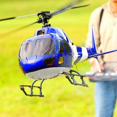 HOVERING, MODEL, TRANSMITTER, PILOT, REMOTE, HELICOPTER, MACHINE, MAN, BLUE, CONTROL