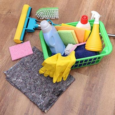 BRUSH, DETERGENT, CLEANING, FLOORMOP, SPRAY, BASKET, GLOVES, SPONGE, PRODUCTS