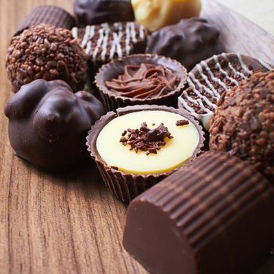 CHOCOLATES, CANDY, PRALINE, WHITE, DARK, TRUFFLE, MILK, COCOA, SUGAR