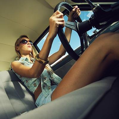 DRIVING, SEATED, STEERING, WINDOW, BANGLE, DENIM, GRIP, BENCH, ROOF, SUNVISOR