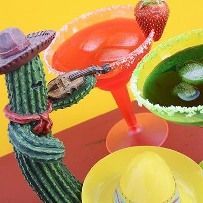 CACTUS, SOMBRERO, LATIN, AMERICA, SPANISH, STRAWBERRY, MEXICO, MARGARITA, FIESTA