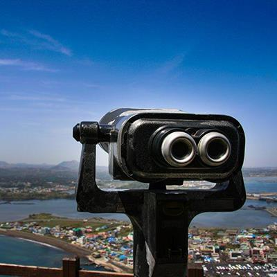VIEW, PANORAMA, ABOVE, OPTICAL, TELESCOPE, MAGNIFY, CITYSCAPE, ESTUARY, SCENERY