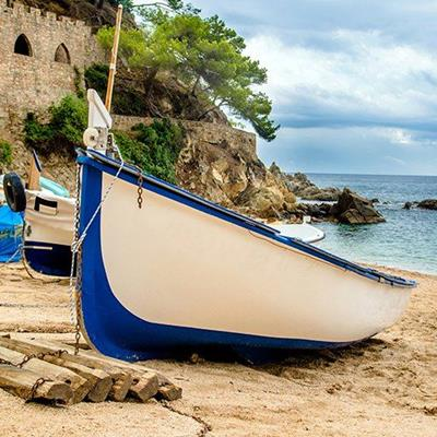 BOAT, ROPE, SAND, SHORE, WINDOW, ARCH, RAMPARTS, HULL, CHAIN, BEACH, LOGS, WATER
